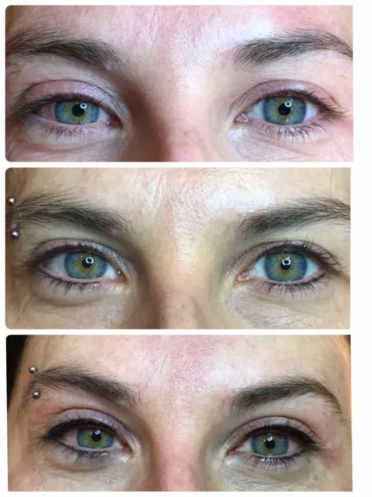 Leone Dibello | Permanent Make Up | Trucco Permanente | Occhi | Eye liner completo