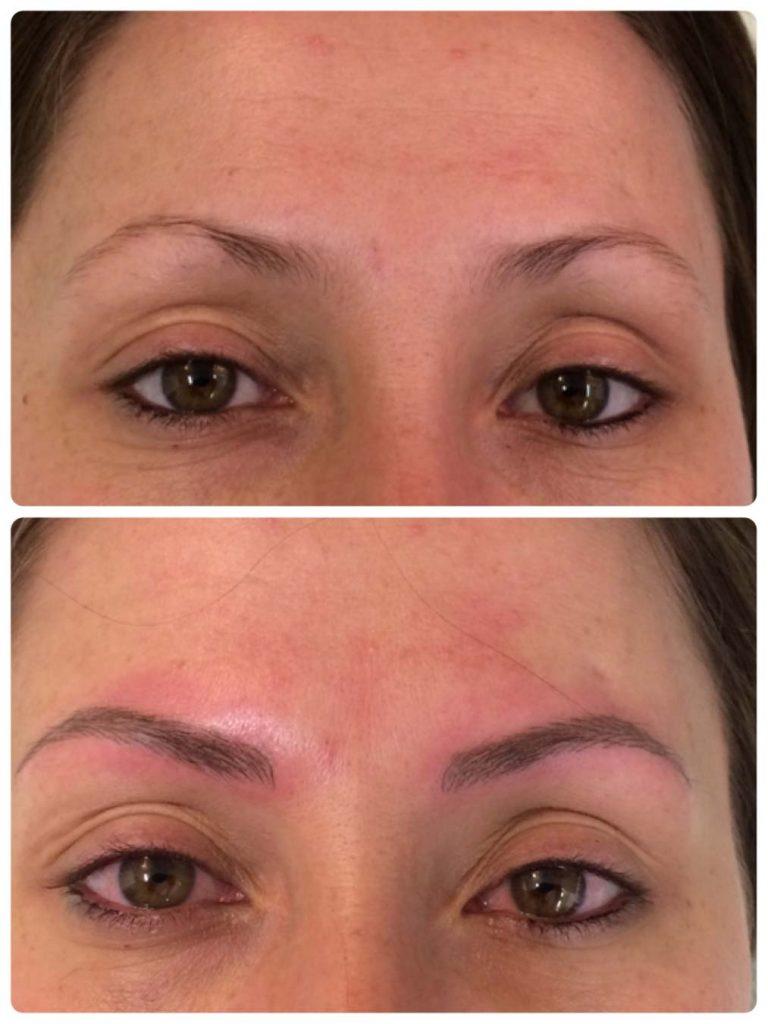 Leone Dibello | Permanent Make Up | Trucco Permanente | Sopracciglia | Peletto realistico