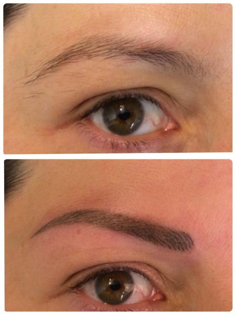 Leone Dibello | Permanent Make Up | Trucco Permanente | Sopracciglia | Mista peletto puntinato