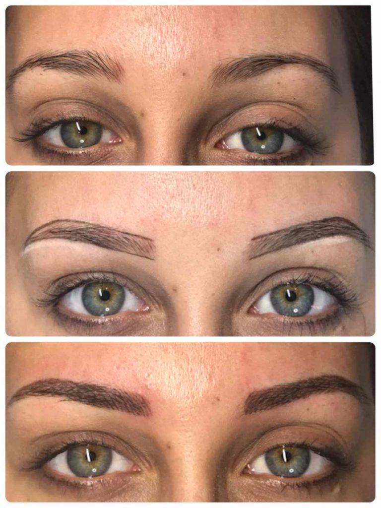 Leone Dibello | Permanent Make Up | Trucco Permanente | Sopracciglia | Perfezionamento della forma