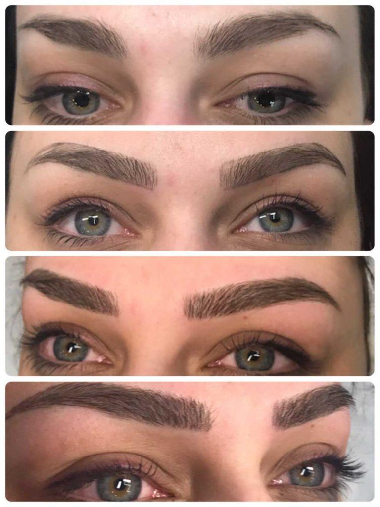 Leone Dibello | Permanent Make Up | Trucco Permanente | Sopracciglia | Riempimento e perfezionamento della forma