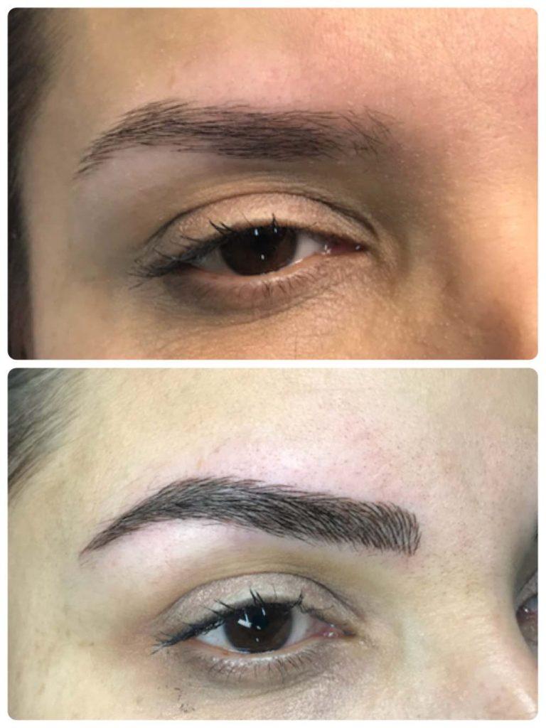 Leone Dibello | Permanent Make Up | Trucco Permanente | Sopracciglia | Microblading