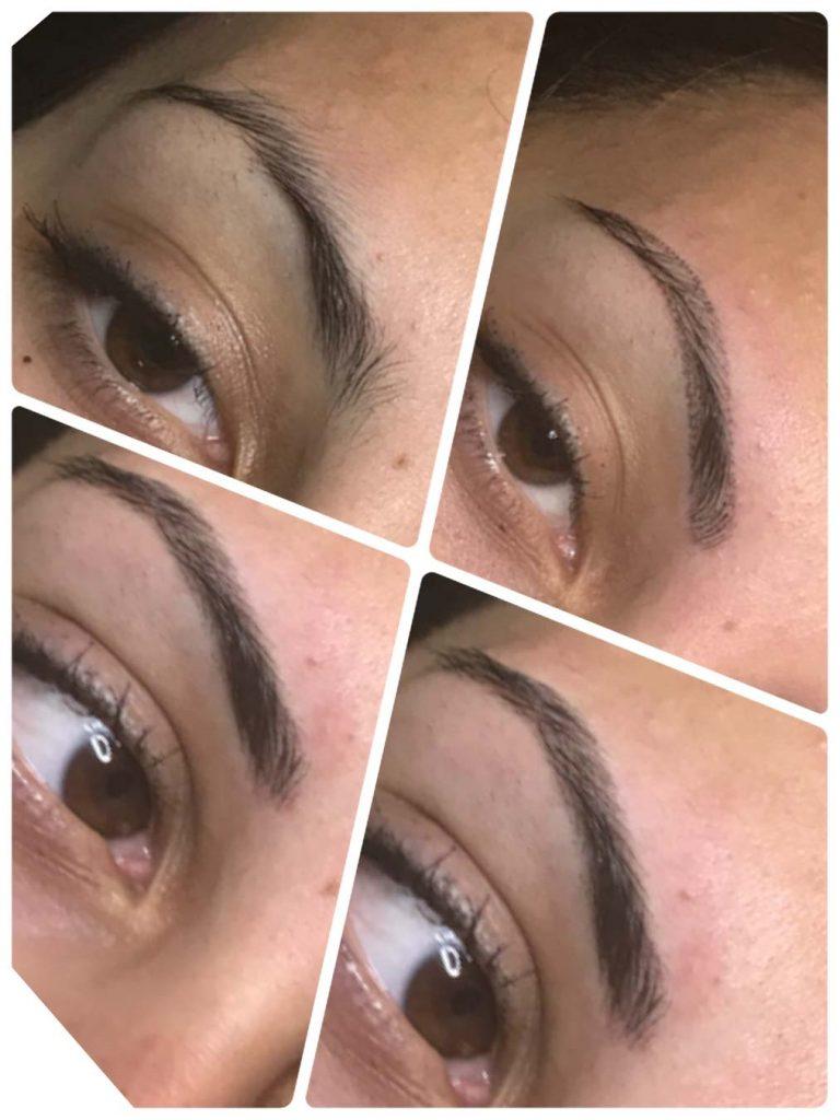 Leone Dibello | Permanent Make Up | Trucco Permanente | Sopracciglia | Tecnica naturale