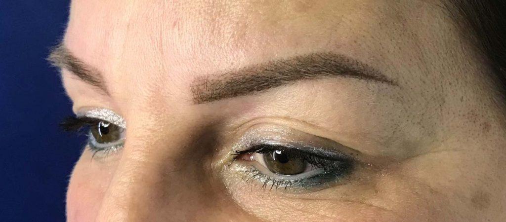 Leone Dibello | Permanent Make Up | Trucco Permanente | Sopracciglia | Tecnica pettinata
